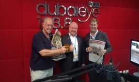 RBC on Dubai Eye's Business Breakfast. RBC 's Chairman Dr Igor Egorov was invited to Dubai Eye's Business Breakfast show