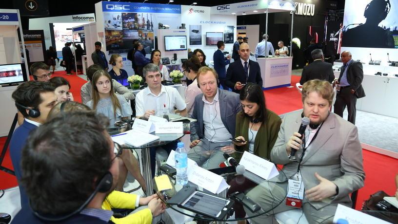 В Дубае обсудили продвижение российских высоких технологий