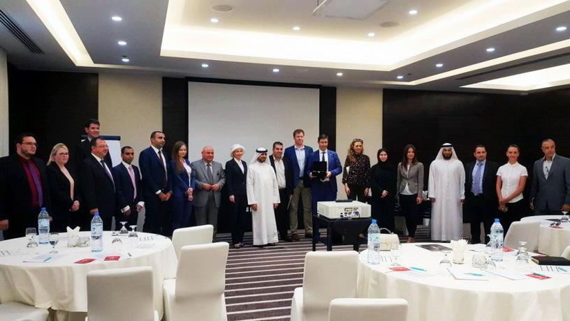 Российский Совет предпринимателей в Дубае отметили наградой в области труда